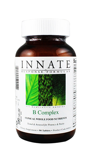 B Complex 90 tablets (Wholefood Vitamin B)