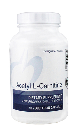 Acetyl  L-Carnitine 800 mg 90 vcaps