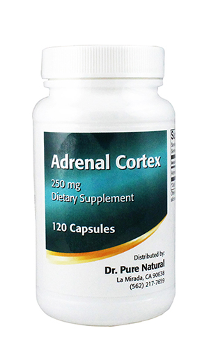 Adrenal Cortex-DP 250 mg 120 caps