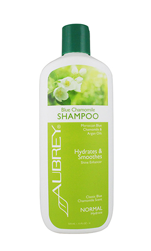 Blue Chamomile Shampoo for normal hair 11 oz.