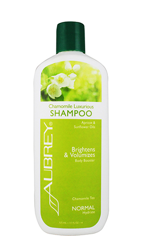 Chamomile Luxurious Shampoo for normal hair 11 oz.