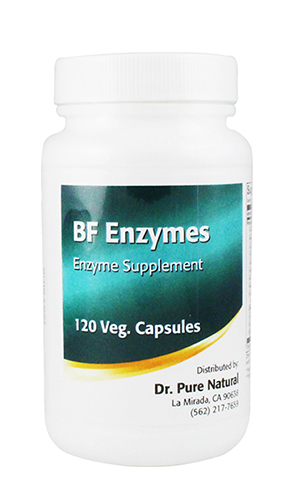 BF Enzymes 120 vcaps