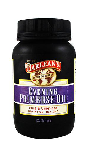 Evening Primrose Oil organics 120 softgels
