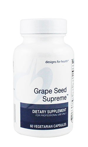 Grape Seed Supreme  60 vcaps