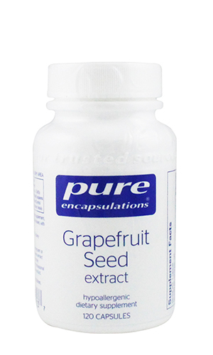 Grapefruit Seed extract (자몽씨) 250mg 120 vcaps