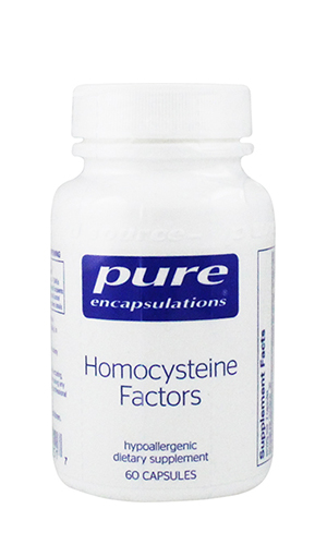 Homocysteine Factor 60 vcaps