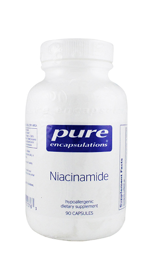 Niacinamide 90 vcaps