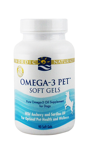 Omega 3 90 softgels (애완용)