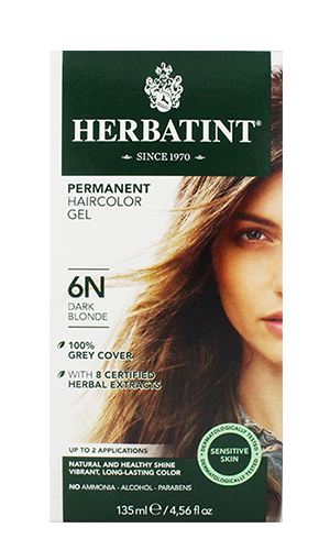 HairTint 6N Dark Blonde 4.56 oz.