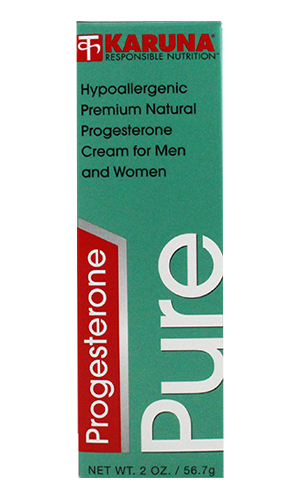Progesterone Pure Tube 2 oz