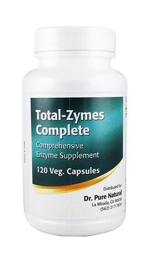 Total-Zymes Complete 120 vcaps