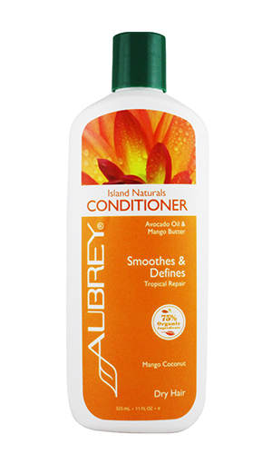 Island Naturals Conditioner for dry hair 11 oz.