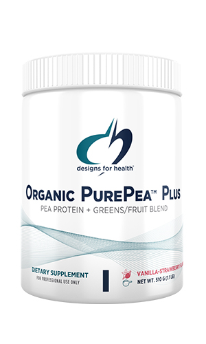 Organic Purepea Plus (with Greens) 510 g
