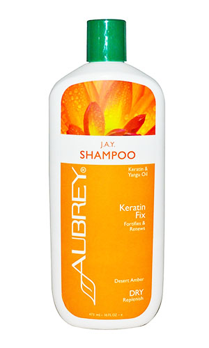 J.A.Y. shampoo Keratin Fix for dry hair 11 oz.
