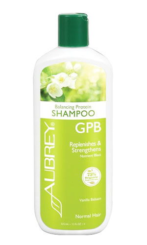 GPB Shampoo for all hair type 11 oz.