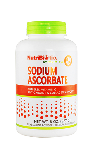 Sodium Ascorbate buffered  (Vitamin C) 227 g